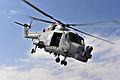 HMS Cornwall's Lynx Mk 8 Helicopter MOD 45152185.jpg