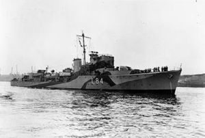 HMS Hursley