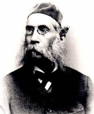 Horace Parnell Tuttle - Image: H Ptuttle old