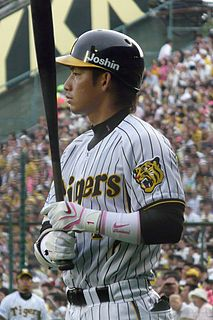 Takashi Toritani Japanese baseball player