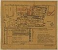 HUA-214298-Plattegrond van het terrein ter weerszijden van de Potterstraat te Utrecht; met weergave van percelen met kadastrale nummering met aanduiding van de p.jpg