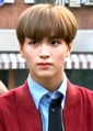 Haechan going to a Music Bank recording in March 2018 02.png
