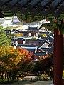 Haenggung Palace in autumn, Suwon.3.jpg