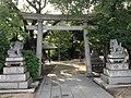 Hakusan-jinja Higashi Nagoya 20130806.JPG