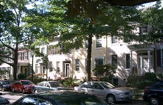 Glover Park - Hall Place in Glover Park