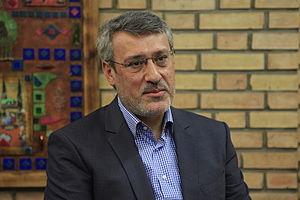 Hamid Baeidinejad - Image: Hamid baeidie nejad