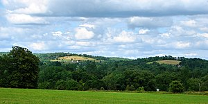 Hamilton, Ontario (township) - Countryside near Baltimore