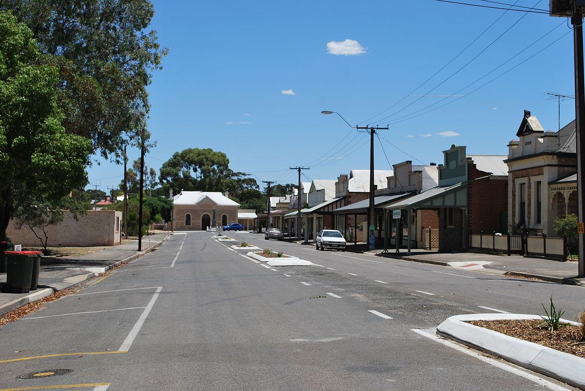 Hamley Bridge South Australia Wikipedia