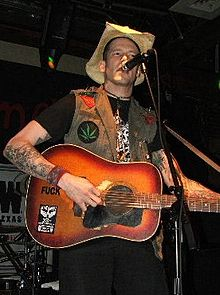 Hank Williams III v roce 2006