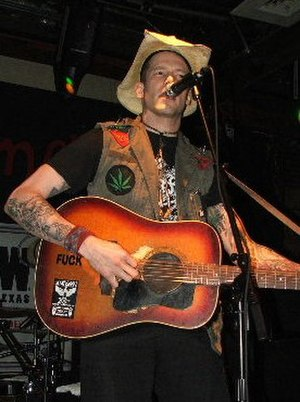Hank Williams III - Williams in 2006