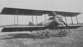 Hanriot HD.14 - Image: Hanriot HD.14 L'Année aéronautique 1921 1922