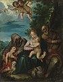 Hans Rottenhammer d. Ä. - Heilige Familie - 1652 - Bavarian State Painting Collections.jpg