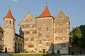 Harburg in Schwaben, Burg Harburg, Fürstenbau, 005.jpg