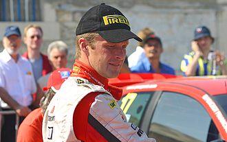Harri Rovanperä - Rovanperä in 2005.