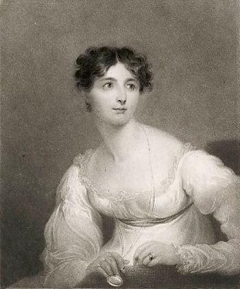 English: Harriet Arbuthnot (10 September 1793 ...