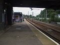 Harringay station southbound look south.JPG