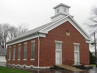 Harrodsburg, Indiana Census-designated place in Indiana, United States