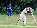 Hatfield Heath CC v. Takeley CC on Hatfield Heath village green, Essex, England 38.jpg