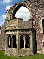 Haughmond Abbey bay window 01.JPG