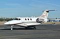 Hawker Beech 390 N289BZ (8146631027).jpg