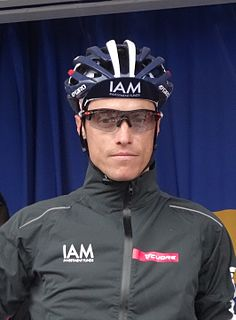 Sylvain Chavanel French road racing cyclist