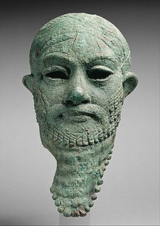 Akkadian king, son of Sargon the Great