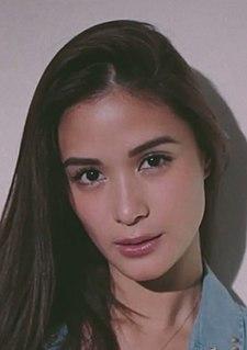 Heart Evangelista Filipina actress, TV show host, singer, VJ, and an endorser
