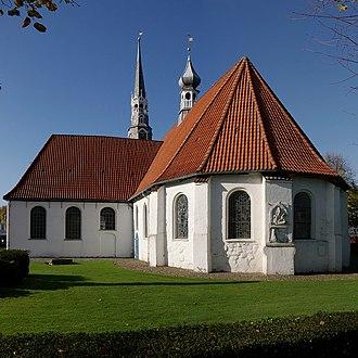 Heide - Image: Heide St Juergen Kirche imgp 1940 wp