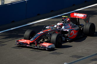 2009 European Grand Prix - Image: Heikki Kovalainen 2009 Europe