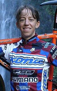 Helen Wyman English racing cyclist
