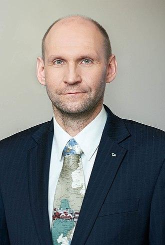 Estonian parliamentary election, 2019 - Image: Helir Valdor