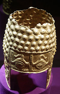 Helmet of Cotofenesti - Front Top by Radu Oltean.jpg