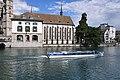 Helmhaus-Wasserkirche - Münsterbrücke - Wühre 2010-09-08 16-14-38.JPG
