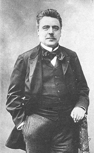 Henry Becque - Henry Becque by Nadar