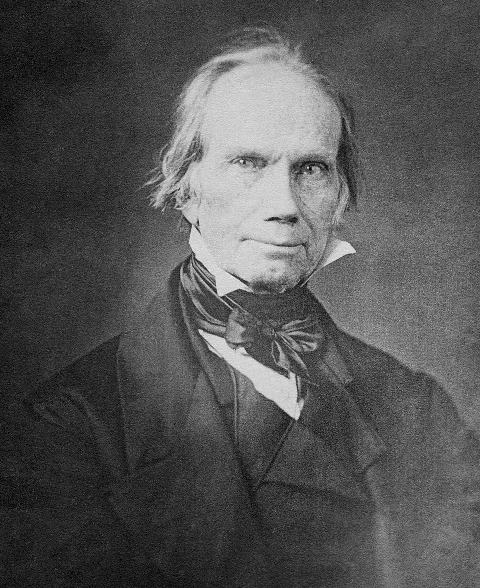 Henry Clay 1848 restored