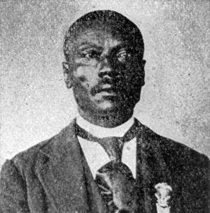 Henry Johnson (Buffalo Soldier) - Sergeant Henry Johnson