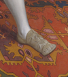 Henry VIII Ditchley Portrait after Holbein (cow mouth shoe detail).png