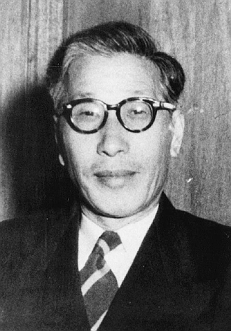 Heo Jeong - Jeong in the early 1950s, during his tenure as the mayor of Seoul.
