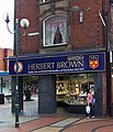 Herbert Brown, Jewellers and Pawnbrokers since 1840 - geograph.org.uk - 525650.jpg
