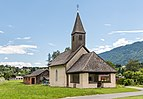 Hermagor Kühweg Filialkirche hl. Athanasius NW-Ansicht 18062018 3603.jpg