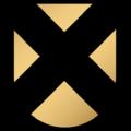 Heroldinė garbinga figūra įžambusis kryžius.png