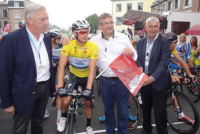 Herve - Tour de Wallonie, étape 4, 29 juillet 2014, départ (D10).JPG