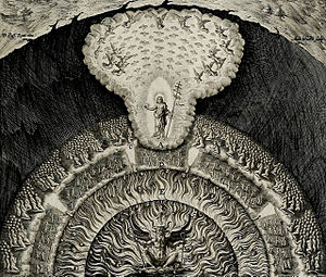 Hieronymus Wierix - Hieronymus Wierix engraving. Evangelicae historiae imagines (1593)