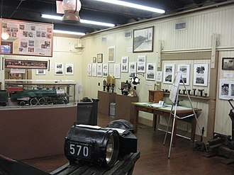 Heart of Dixie Railroad Museum - Image: Hod IMG 3054