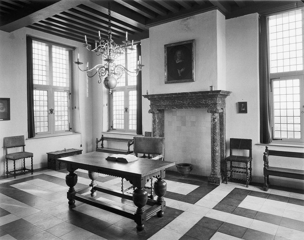 File hofwijck huygensmuseum interieur voorburg for Interieur 607