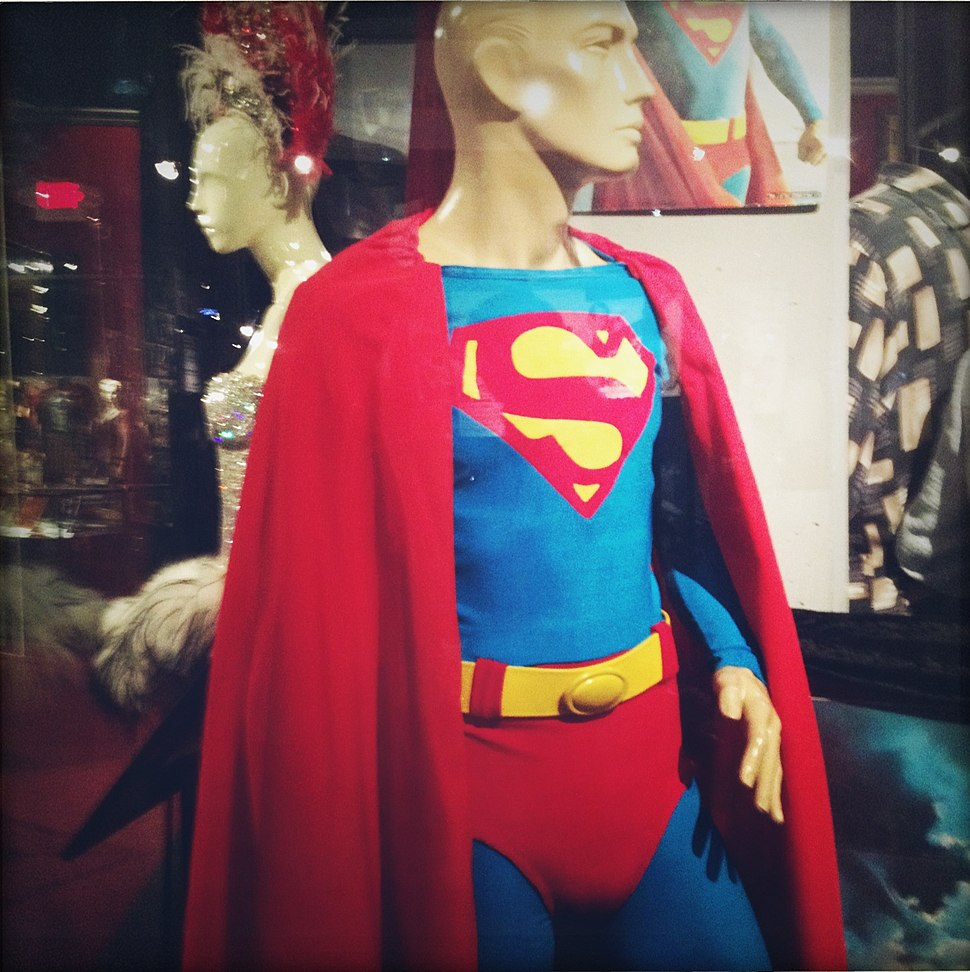 Hollywood Museum - Superman (7659565948)