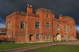 Duke of Kingston-upon-Hull - Holme Pierrepont Hall, the original seat of the Dukes and Earls of Kingston-upon-Hull.