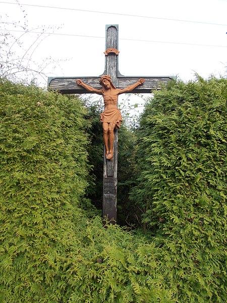 File:Holzkreuz beim Hirschhof Vitus Koenig.jpg - Wikimedia Commons
