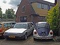 Honda Accord & Volkswagen Beetle (13918281109).jpg