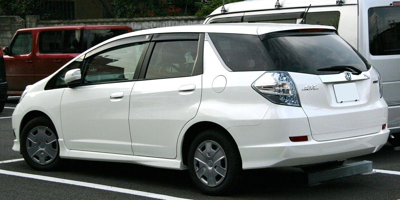 Honda Fit Shuttle Wikiwand